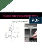 50E2 Rail Section