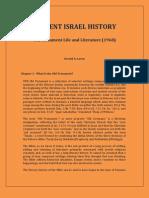 Ancient Israel History
