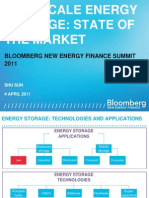 罗兰贝格GRID-SCALE ENERGY STORAGE STATE OF THE MARKET