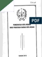 Peraturan Walikota Medan 2010