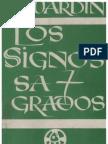 Signos Sagrados Romano