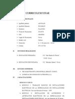 Curriculum Vitae Placicito