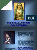 Los Siete Dolores de la Virgen Santísima