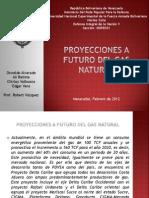 Proyecciones a Futuro Del Gas Natural