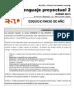 LP2 00 clase 2 ESQUICIO DE INICIO DE AÑO 2013
