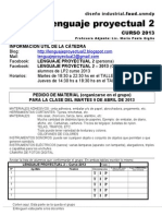 LP2 00 Clase 1 Pedidos de Materiales 2013