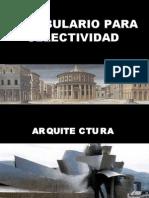 VOCABULARIO SELECTIVIDAD 2009 (PAU MURCIA)