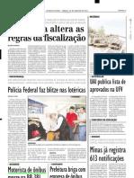 2002.01.26 - Motorista de ônibus morre na BR-381 - Estado de Minas