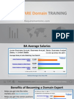 Healthcare Domain Training