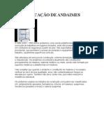 CLASSIFICAÇÃO DE ANDAIMES.doc