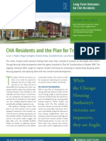 412761 CHA Residents and the Plan for Transformation