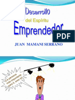 ESPÌRITU EMPRENDEDOR OK