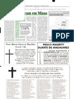 2002.04.02 - Mortes Duplicam Em Minas - Estado de Minas