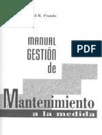 Manual de Gestion Del Mantenimiento