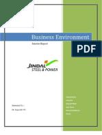 Jindal Steel EIC Analysis