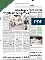 2002.07.05 - Caminhão-guincho bate contra carreta-tanque - Estado de Minas