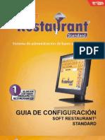 soft restaurant 2012 - inventarios - guia rápida