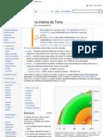 Estrutura interna da Terra – Wikipédia