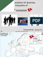 Business Ettiquetes in Denmark