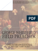 George Whitefield Field Preacher