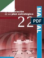 Capítulo 22 Proceso de elaboración de un plan estratégico