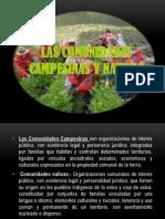 Las Comunidades Campesinas y Nativas (1)