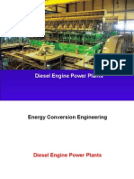 Diesel Engine Power Plants