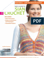 Tunisian eBook Liesure Arts Beginning Patterns