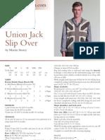 Union Jack Slip Over