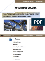 Profile of DAEJU Control Co.,Ltd.