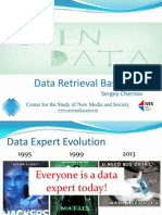 Data Retrieval Basics