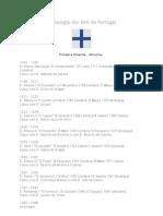 Cronologia Dos Reis de Portugal