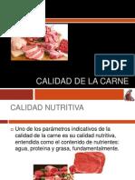 Calidad de La Carne 2