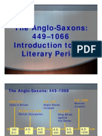 Anglo Saxon Beowulf PPT for Careers