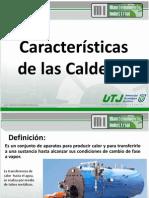 Caracterc3adsticas de Las Calderas