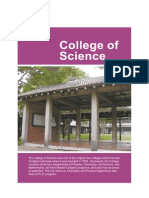 Profile Department of Physics Collegeof Science