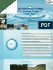 Ressources et stratégie nationale de l'eau
