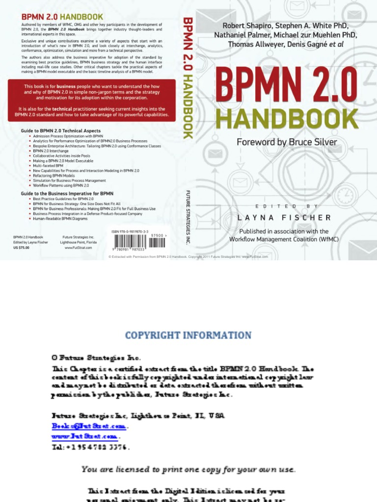 BPMN-2 0-Handbook-Camunda pdf | Business Process Management