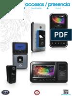 Folleto productos VIRDI (control de accesos inteligente)