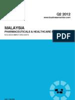 Malaysia Pharmaceuticals & Healthcare Report - Q2 2012