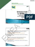 introduction to bpmn 20 - Bpmn Pdf
