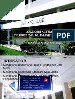 Aplikasi Citra Digital Rsup Dr.m.djamil Padang