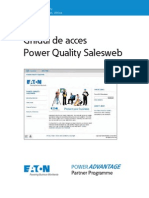 PowerQuality Salesweb Quickguide Rom2