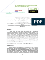 Venture Capital Finance 2 3