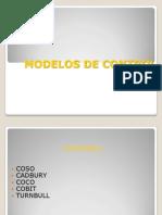 MODELOS DE CONTROL presentación