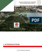 Urbansimo en Curitiba