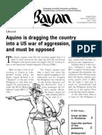 Ang Bayan, April 7, 2013