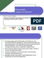 Therapiewandel Bei Fibromyalgie 2013