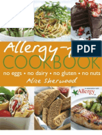 Alergy Free Cookbook