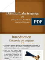 Desarrollo Del Lenguaje. PW
